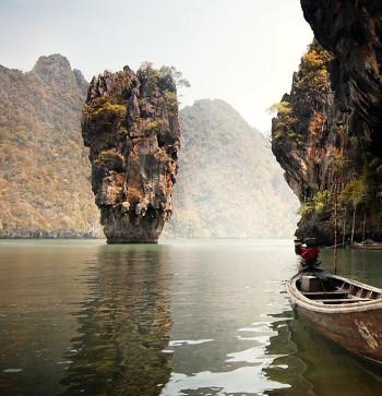James Bond Island en Khao Phing Kan