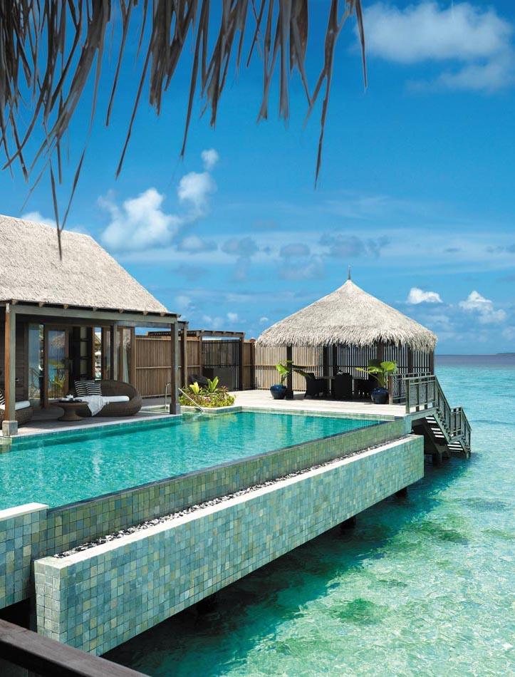 Una mirada a la isla villingili en las maldivas for El mejor hotel de islas maldivas