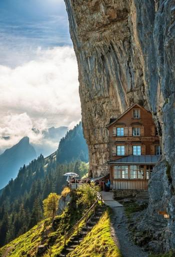 hotel Aescher