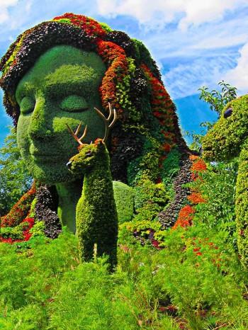 Jardín Botánico de Canadá