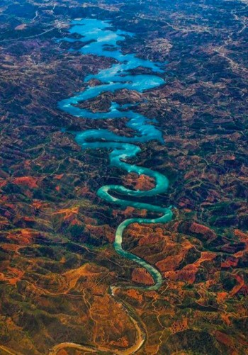 blue dragon river