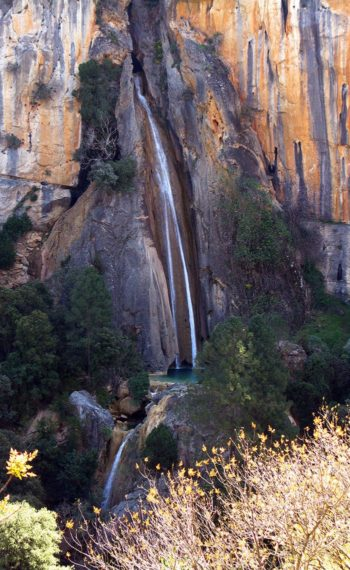 Cascada de Linarejos
