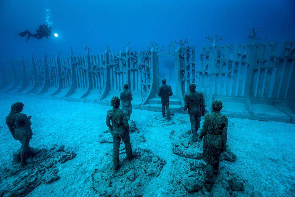 museo atlántico de lanzarote