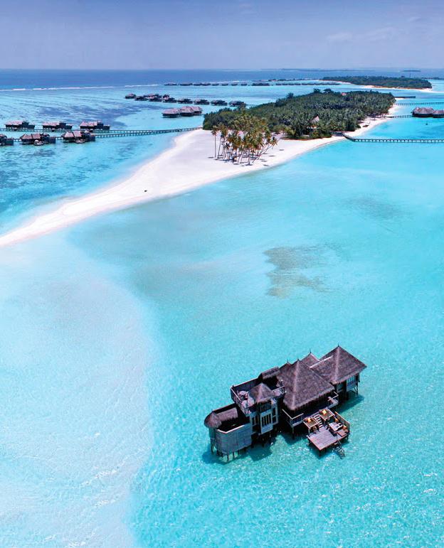 Conoce la isla de lankanfushi en las maldivas for El mejor hotel de islas maldivas