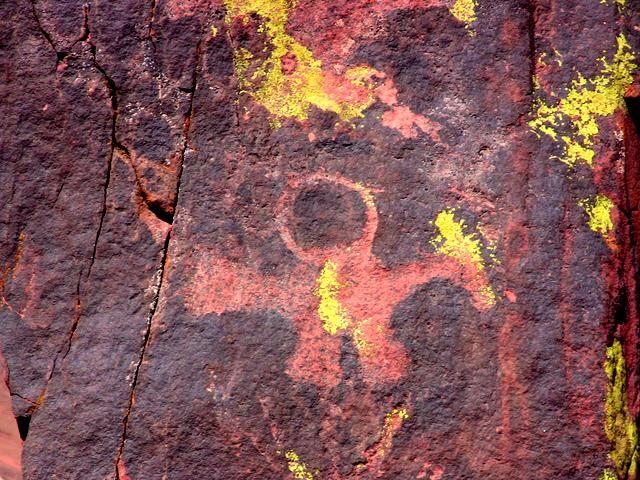 Petroglifos de Talampaya